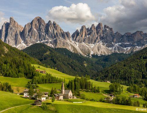 Murat Denizhan Dolomities – Italy